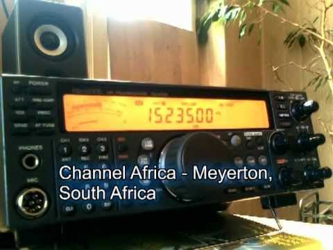KENWOOD TS-570DG - Sweet Sounds of the Shortwave