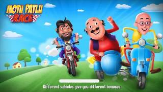 Motu Patlu Race: GamePlay On IOS