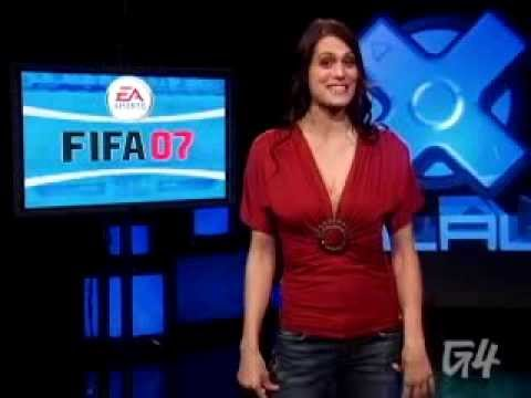 X-Play - FIFA 07 review