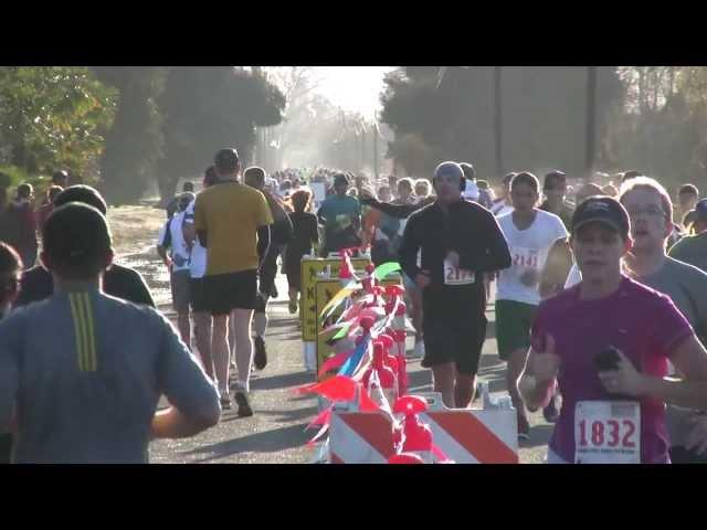 2012 Modesto Marathon & Half Marathon