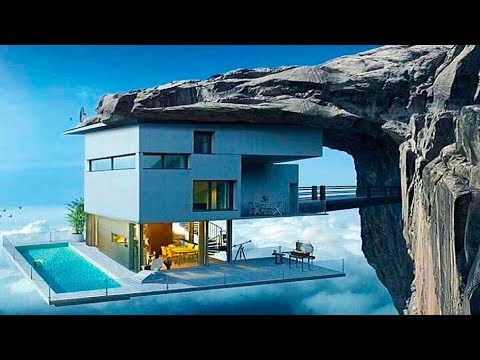 10 Most Insane Houses In The World