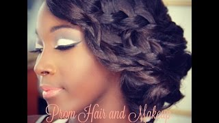Prom Hair and Makeup 2016