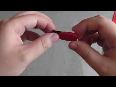 USB Flash Drive 8Gb - Sandisk Cruzer Blade SDCZ50-008G-B35