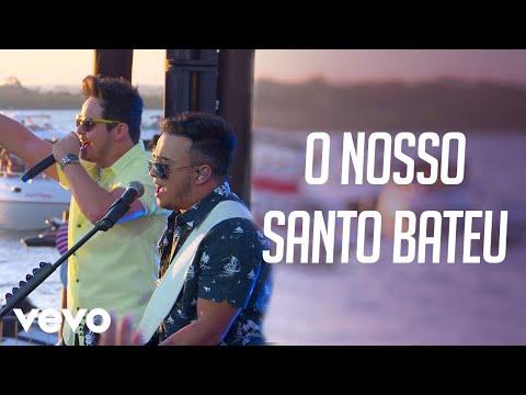 download lagu Matheus & Kauan - O Nosso Santo Bateu – Na Praia Ao Vivo gratis