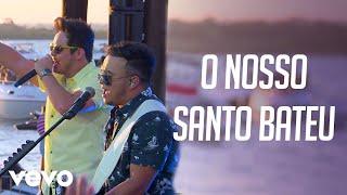 download musica Matheus & Kauan - O Nosso Santo Bateu – Na Praia Ao Vivo