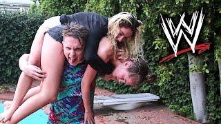 Brutal WWE Moves On Girls 2