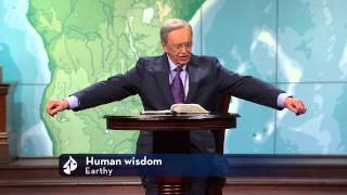 Living Wisely or Foolishly – Dr. Charles Stanley