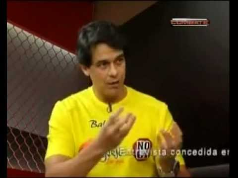 BOXE SAVATE - LUCIANO ANDRADE ENTREVISTA ERIC LOBO NO PROGRAMA 