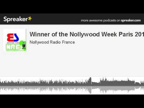 Winner of the Nollywood Week Paris 2014 (made with Spreaker)