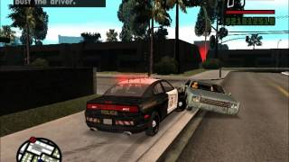 GTA SA: SAPD First Response Mod v3.0 Gameplay 18 (OPP Special Edition Part 4 of 4)