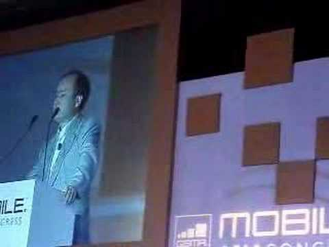 Masayoshi Son of Softbank: Mobile Goes Broadband Part-1