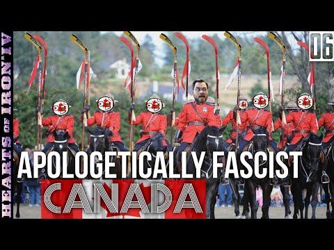 Sorry! [6] Canada Hearts of Iron IV HOI4