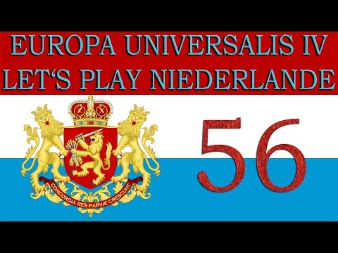 Europa Universalis 4 Wealth of Nations Niederlande 56 - Brunei (Deutsch / Let