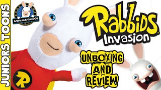 Rabbids Invasion Easter Surprise Unboxing!