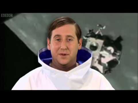 Horrible Histories Neil Armstrong