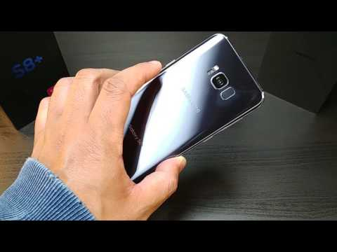 Samsung Galaxy S8 Plus  The Best Color is ???   (unboxing)