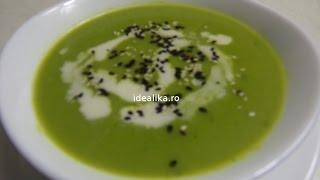 Reteta Supa crema de mazare