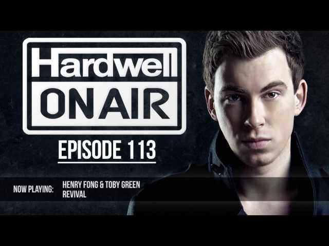 Hardwell On Air 113