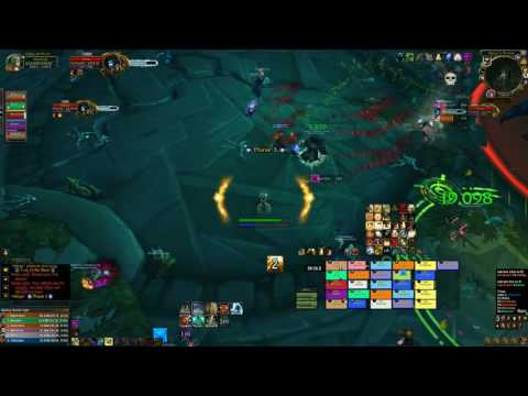 Brothers in arms vs Helya heroic first kill