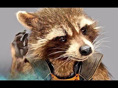 Guardians Of The Galaxy - Best Scenes