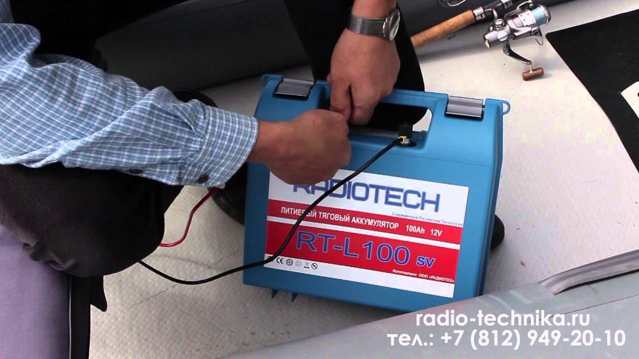 Аккумулятор для лодочного мотора своими руками