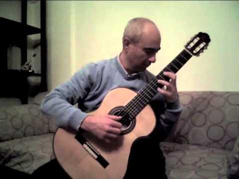 Francisco Tarrega - Isabel