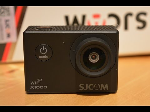 SJCAM x1000 review - Nederlands/Dutch!