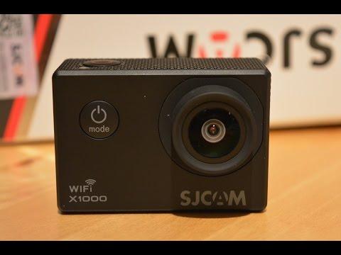 SJCAM x1000 review - Nederlands/Dutch!