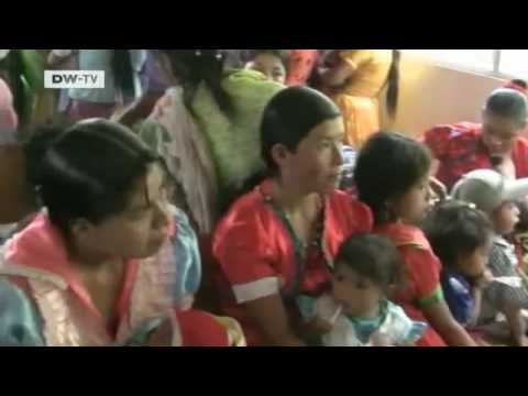 Global 3000 | Malnutrition in Guatemala