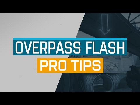 ProTips: Overpass - B Rush Flash