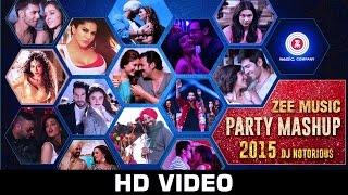 Zee Music Party Mashup - DJ Notorious | Bollywood Mashup 2015