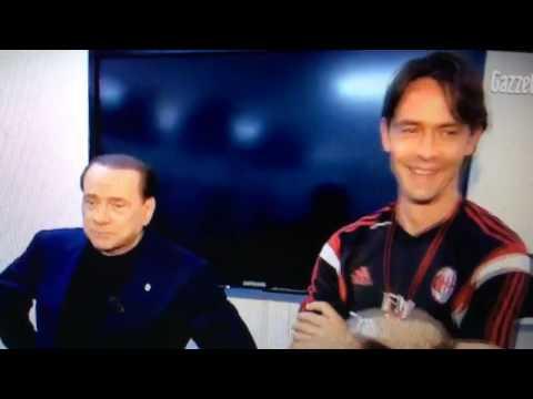 Nuova perla di Silvio Berlusconi:
