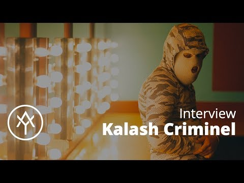 Kalash Criminel | Interview On a connu la violence, du coup elle se retranscrit dans mes textes