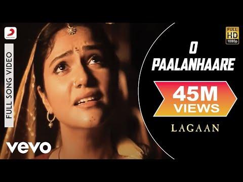 O Paalanhaare - Lagaan | Aamir Khan | Lata Mangehkar video