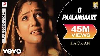 O Paalanhaare - Lagaan   Aamir Khan   Lata Mangehkar