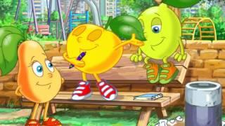Мультик Живчик для дітей серія 2