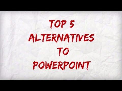 TOP 5 Powerpoint Alternatives in 2016 !