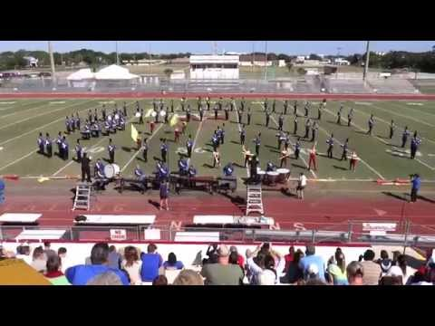 Martin County High School Tiger Regiment - Crown Jewel Marching Band Festival - Oct. 18, 2014