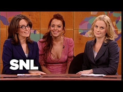 Lindsay Lohan – Saturday Night Live