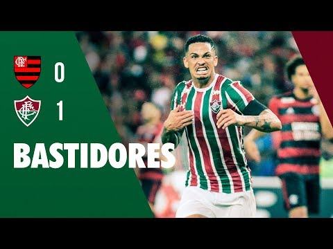 FluTV - Bastidores - Flamengo 0 x 1 Fluminense - Taça Guanabara thumbnail