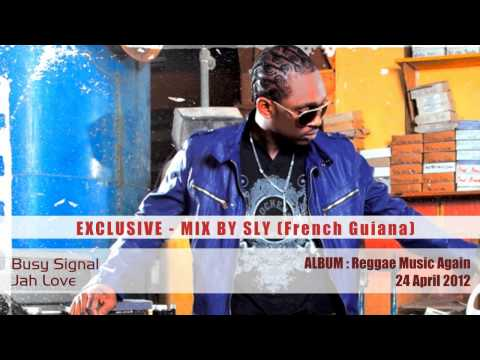 Busy Signal - Reggae Music Again Album Mix - Exclusive 2012 video
