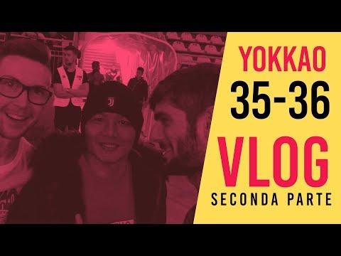 VLOG Evento Yokkao 35-36 - Thailandia vs Italia | Seconda Parte