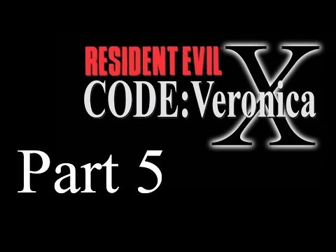 Resident Evil Code Veronica X HD (PS3) - Parte 5