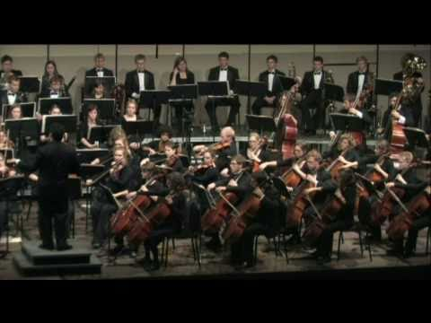 Mahler: Symphony No. 1 - 3rd Movement - Tito Muñoz/St. Olaf Orchestra