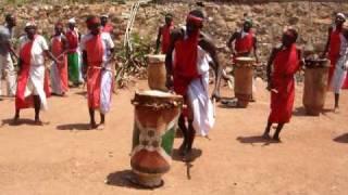 Burundi Drummers 1