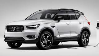An all electric Volvo XC40 is coming later this year