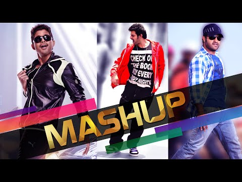 Dance Mashup of Jr NTR, Allu Arjun, Prabhas for Down Down Duppa Song - Fan Made