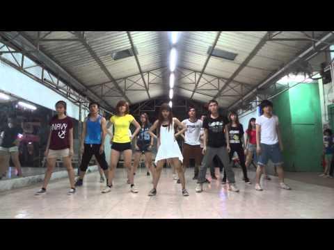 Lop hoc nhay hien dai - Kpop Dance - Hypnotize - Andamiro [BoBo's class]