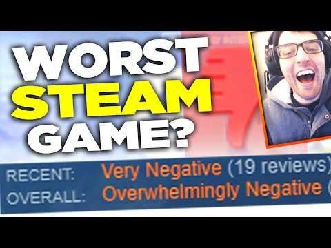 UNINSTALL This USELESS Game! (Worst Steam Games)