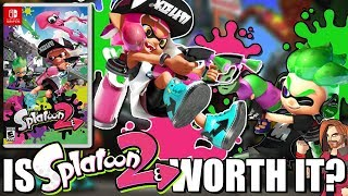 Is SPLATOON 2 For Nintendo Switch Worth Buying?